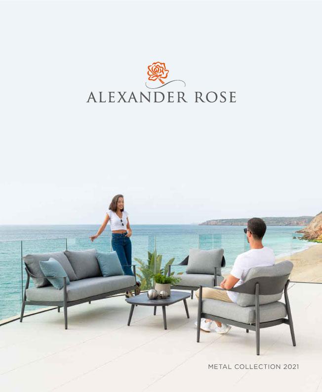 Catalogue Metal Alexander Rose