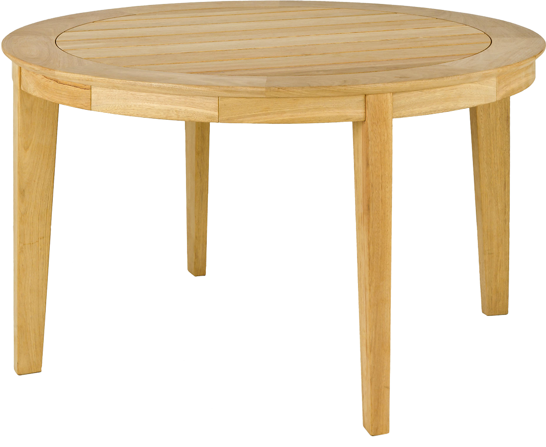 Table ronde tivoli diam tre m for Table ronde en bois exterieur