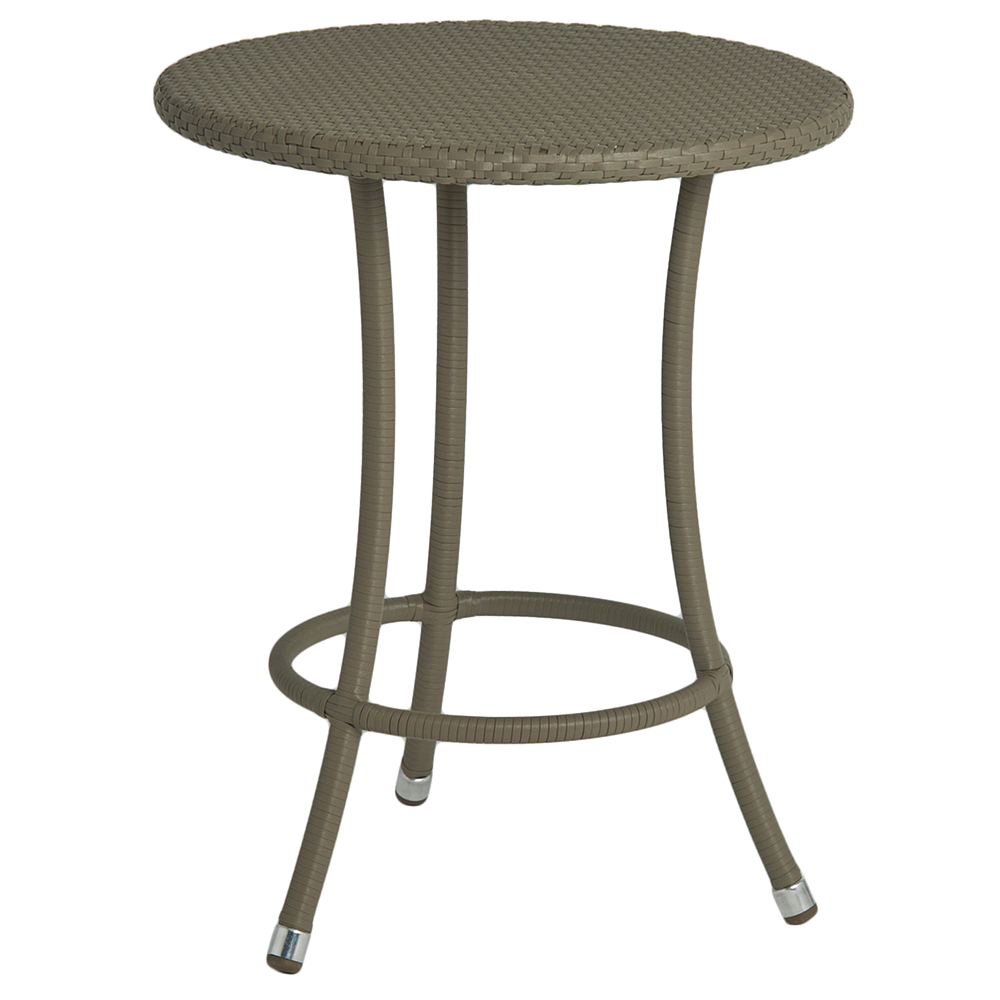petite table ronde havana diam tre 60 cm hauteur 73 cm sans sur plateau. Black Bedroom Furniture Sets. Home Design Ideas