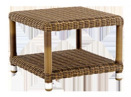 Petite banquette/table basse ottoman san marino