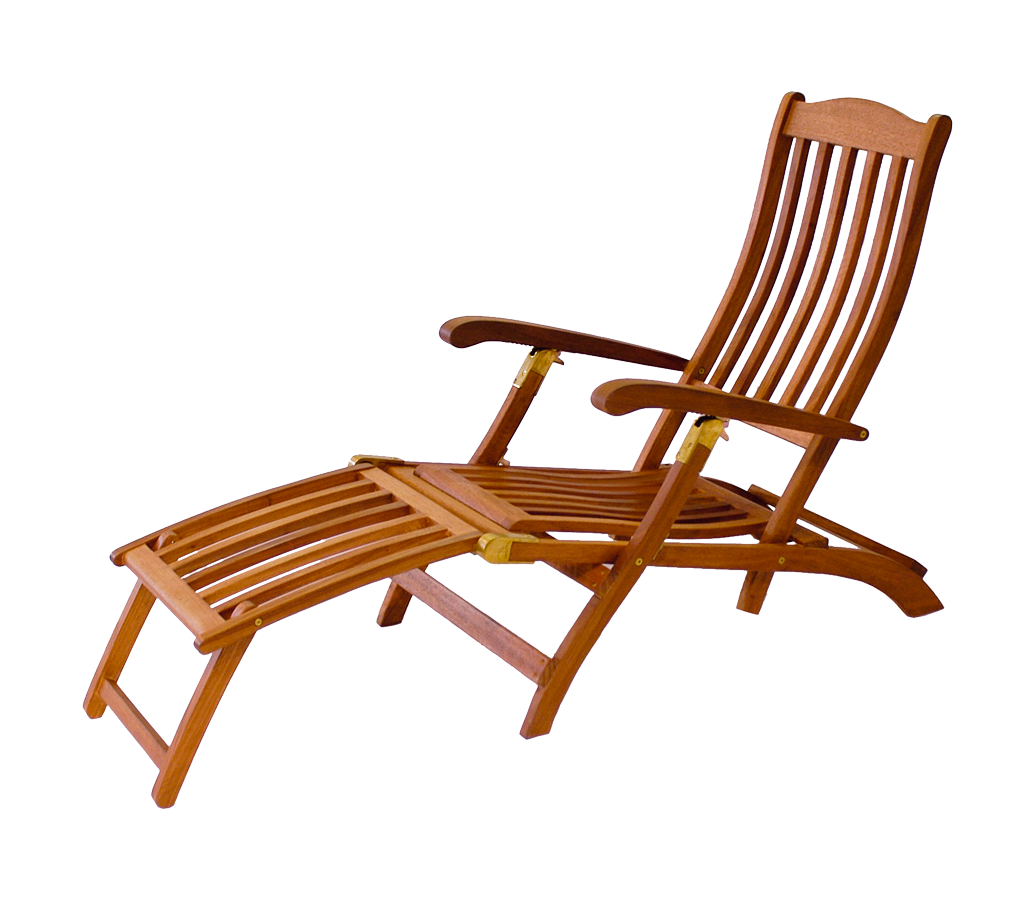 Chaise longue en cornis for Alexander rose colonial chaise lounge