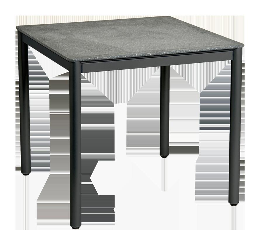 Table carrr e portofino 80 x 80 cm for Table design 80 cm