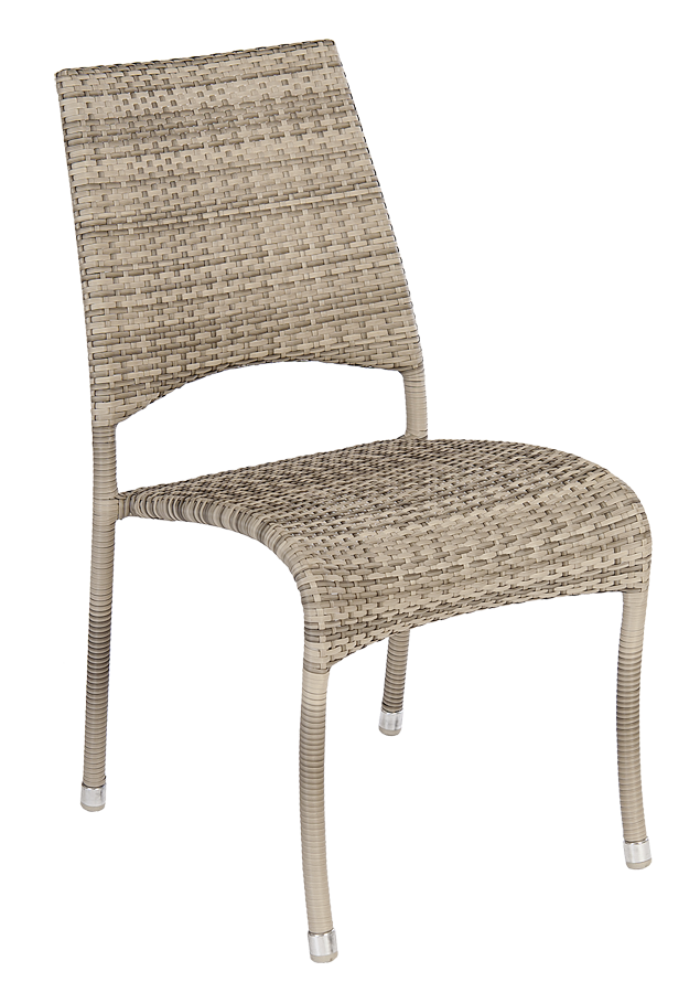 Chaise fiji ocean pearl empilable for Alexander rose colonial chaise lounge