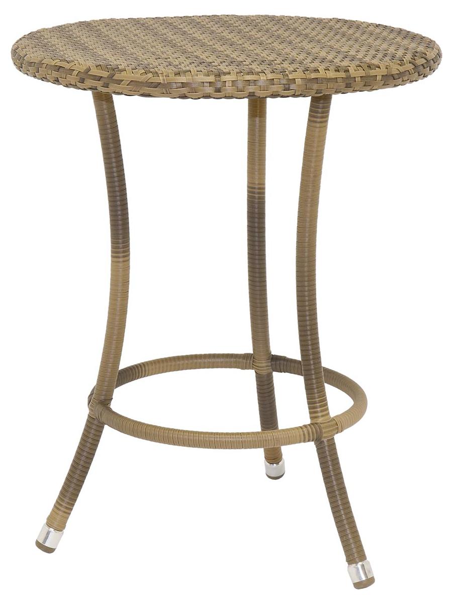 Petite table ronde diam 60 cm sans plateau verre for Petites tables rondes