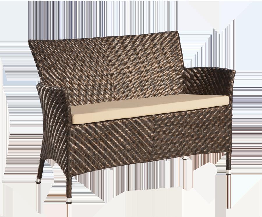 banc oc an wave coussin inclus canap s d 39 ext rieur. Black Bedroom Furniture Sets. Home Design Ideas