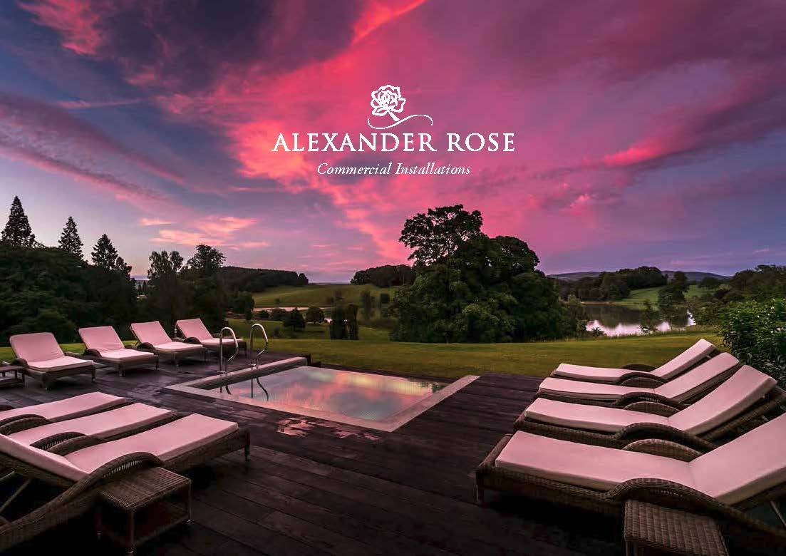 Catalogue Hotellerie Alexander Rose