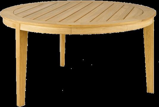 Table ronde Tivoli en Roble FSC diamètre 1.6 m