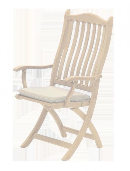coussin pour chaise coloris avoine charbon ou vert. Black Bedroom Furniture Sets. Home Design Ideas