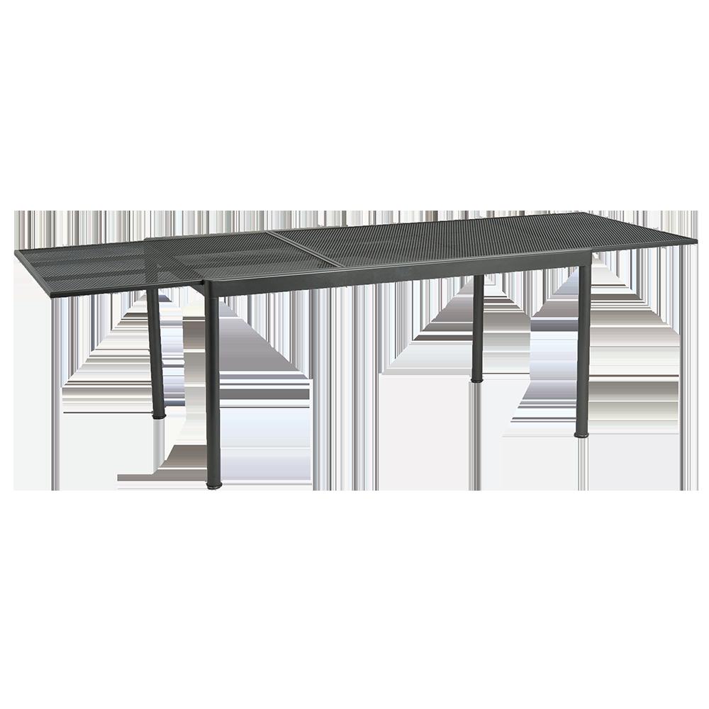En 150 Cm Table Acier Extensible 270 rhCsQtdx