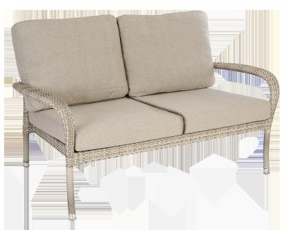 Canapé lounge Océan Pearl coussin inclus