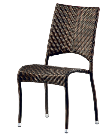 Chaise Fiji empilable