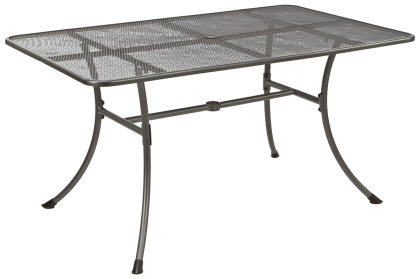 Table rectangulaire Portofino 1.45 x 0.9 m