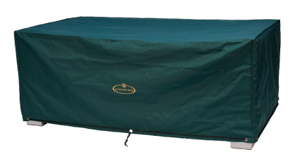 Housse de protection pour canapé d'extérieur 2 places