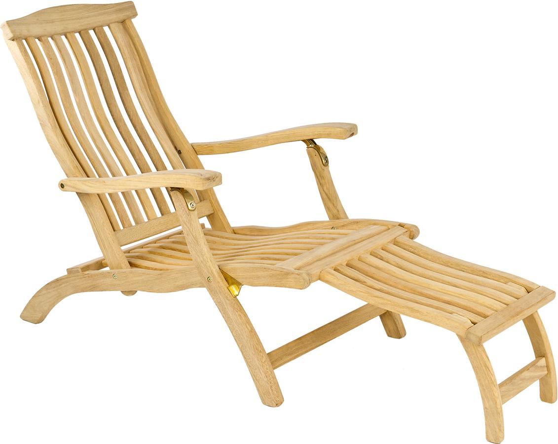 chaise longue en roble fsc. Black Bedroom Furniture Sets. Home Design Ideas